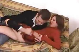 Tres escenas de sexo en familia diferentes